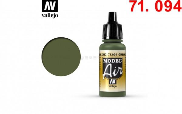 Green Zinc Chromate