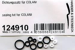 Dichtungssatz, komplett für Colani