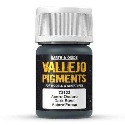 Vallejo Pigment Dark Steel