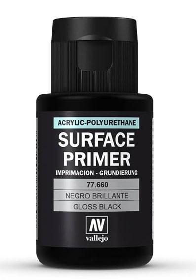 """Surface Primer """"Gloss Black"""", 32 ml"""