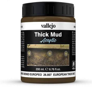 European Mud