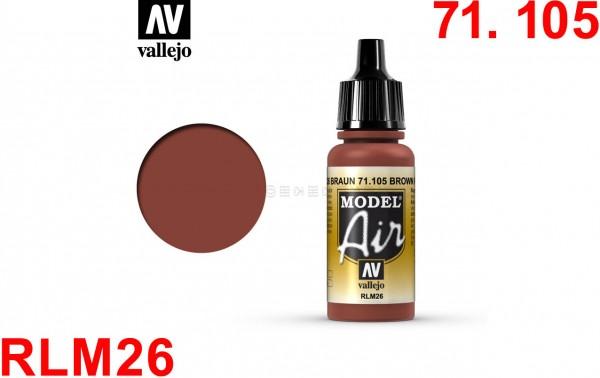 Brown RLM26