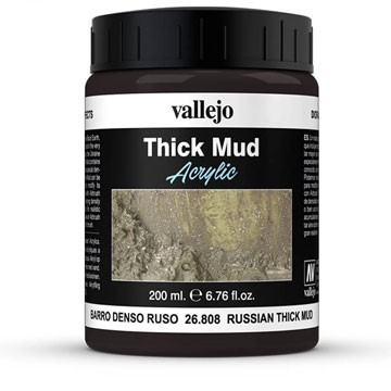 Russian Mud im Abverkauf