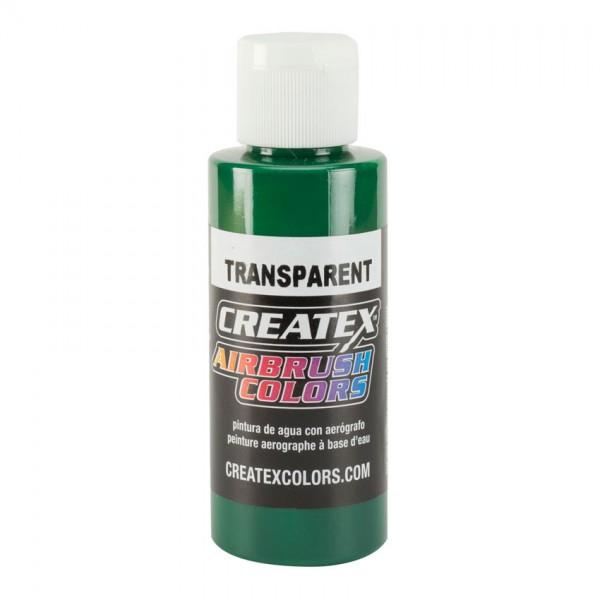 Brite Green Createx-Airbrushfarbe
