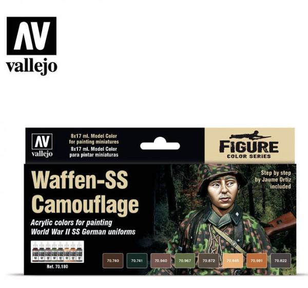 Waffen-SS-Farbset