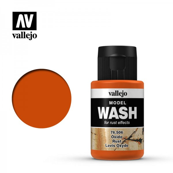 Model Wash Rust