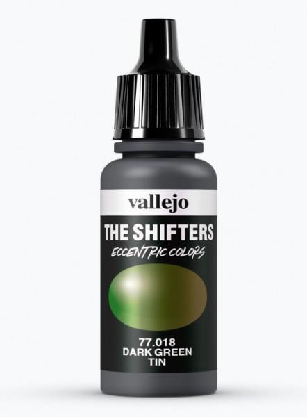 Shifters Dark Green
