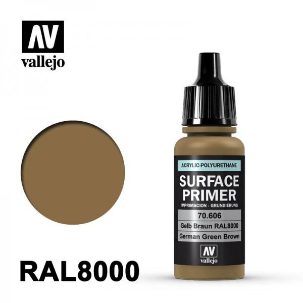 Surface Primer Gelbbraun, 17 ml