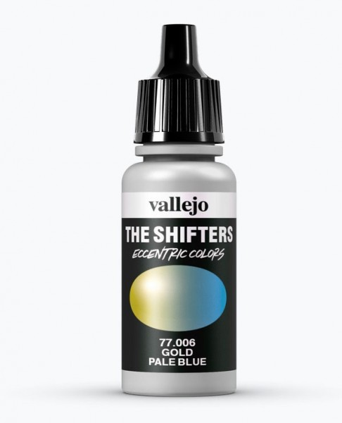 Shifters Gold-Pale Blue