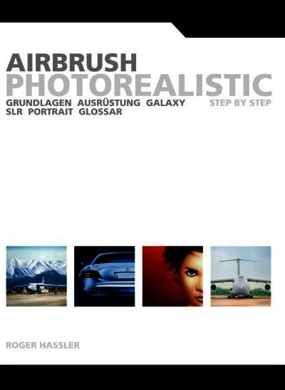 Airbrush Photorealistic Step by Step