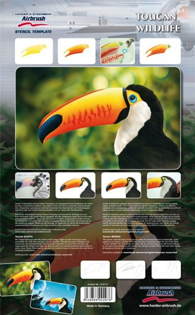 Toucan Wildlife, Set