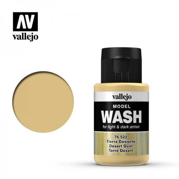 Model Wash Dessert Dust