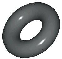 O-Ring 1,5 x 1, 3 Stück
