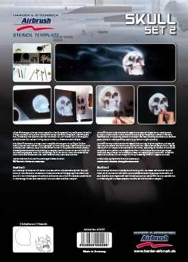 Skull 2, Set