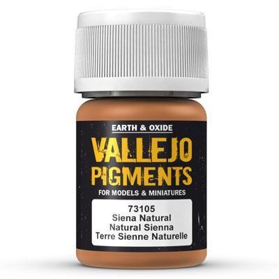 Vallejo Pigment Natural Sienna