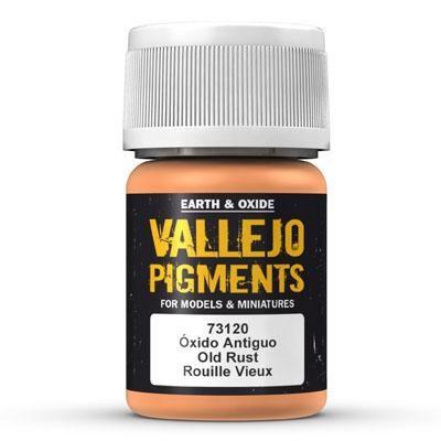 Vallejo Pigment Old Rost