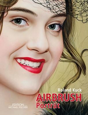 Airbrush - Porträt inkl. DVD