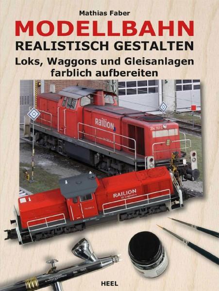 Buch Modellbahn
