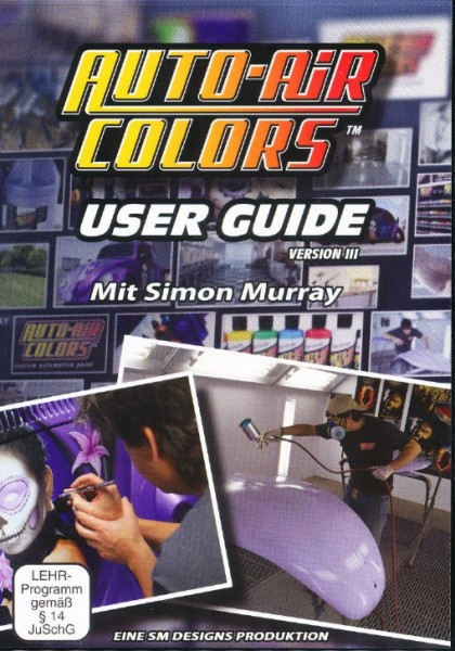 Auto-Air Colors User Guide