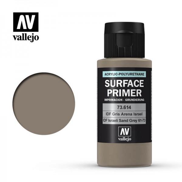 Surface Primer IDF Isr. Sand Grey, 60 ml