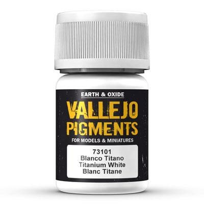 Vallejo Pigment Titanium White 30ml