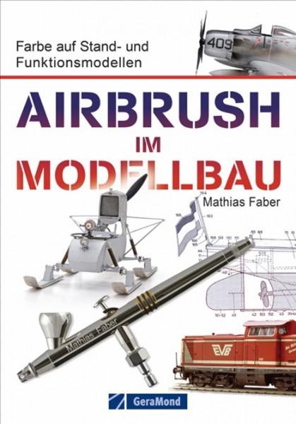 Buch: Airbrush im Modellbau