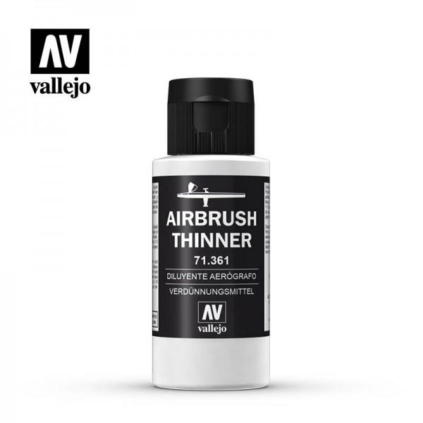 Airbrush Thinner, 60 ml