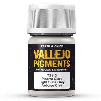 Vallejo Pigment Light Slate Grey