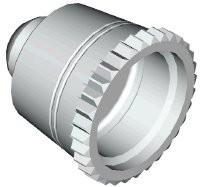 Düsenkappe II, 0,35 mm