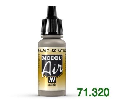 AMT-1 Light Greyish Brown