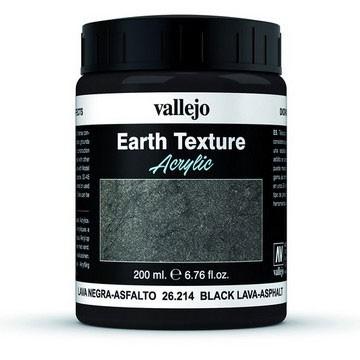 Black Lava-Asphalt im Abverkauf