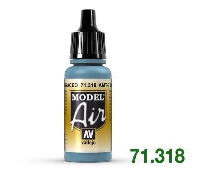 AMT-7 Greyish Blue