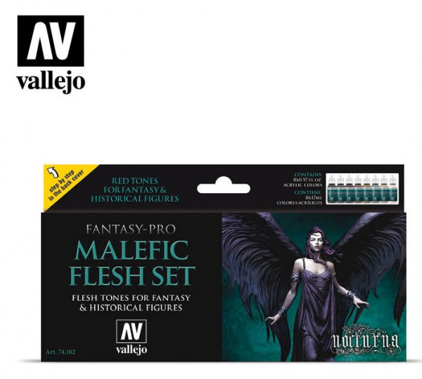 Malefic Flesh Set