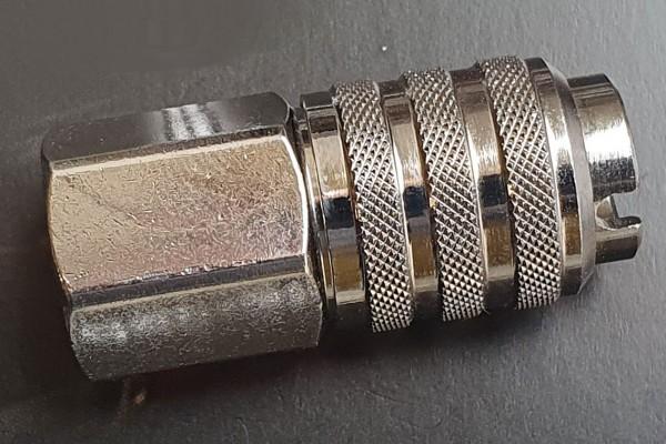 """Schnellkupplung, NW 5 mm - 1/8"""" Innengewinde"""