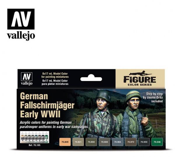 German Fallschirmjäger