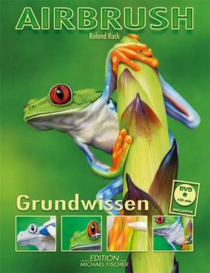 Buch Airbrush Grundwissen