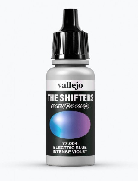 Shifters Electric Blue- ntense Violet