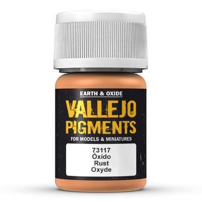 Vallejo Pigment Rust