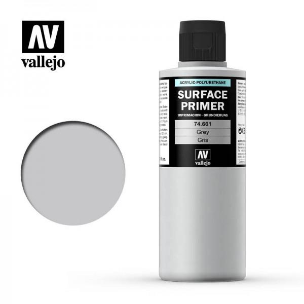 Surface Primer Grau, 200 ml