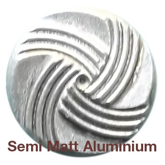 Semi Matte Aluminium