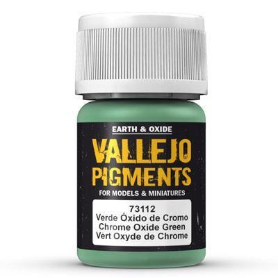 Vallejo Pigment Chrome Oxide Green
