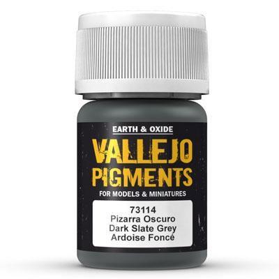 Vallejo Pigment Dark Slate Grey