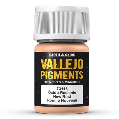 Vallejo Pigment Fresh Rost