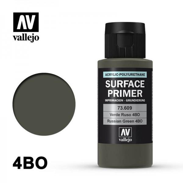 Surface Primer Russian Green 4BO, 60 ml