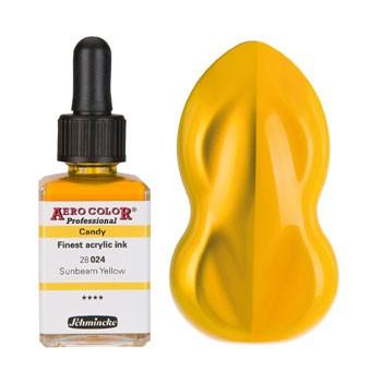 Candy Sunbeam Yellow